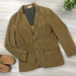 J. Crew • Men's • Corduroy Blazer • Medium